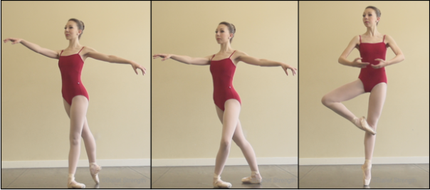 Ballet Strength Pirouettes ©Ballet Strength