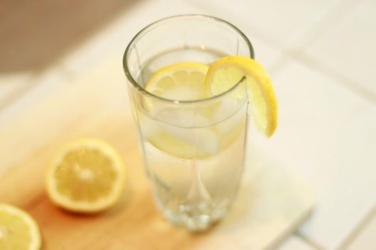 lemonwater ©BalletStrength