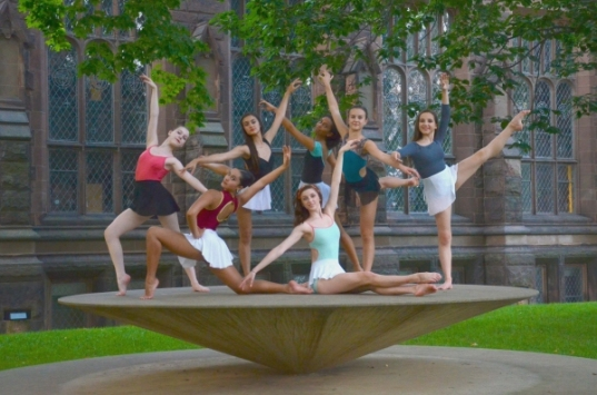 Princeton Ballet School's Summer Intensive Program. Photo Credit: Theresa Wood